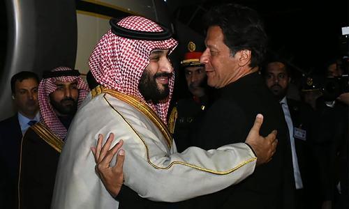سعودی ولی عہد نے خود کو پاکستان کا سفیر کہہ کر پاکستانیوں کے دل جیت لیے، عمران خان