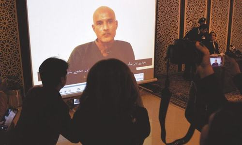 India begins arguments in Jadhav case before International Court of Justice