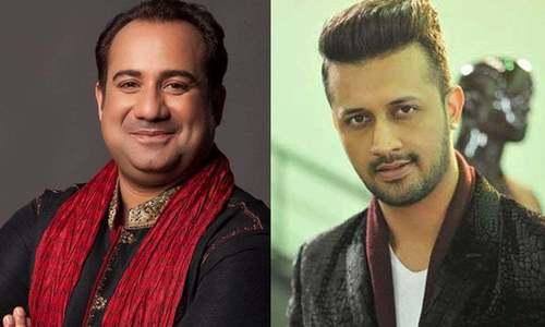 بھارتی میوزک کمپنی  نے پاکستانی گلوکاروں کے گانے یوٹیوب سے ہٹادیے