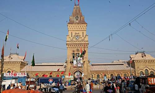 Does Karachi benefit from the 18th Amendment?