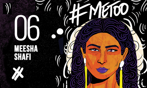 Meesha Shafi: Raising her voice to a new pitch