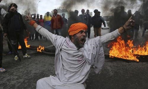مودی بھارت میں مقیم کشمیریوں کو حملوں سے بچائیں، ایمنسٹی