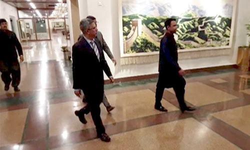 پاکستانی سفارتکاروں کو ہراساں کرنے کا معاملہ، بھارتی ڈپٹی ہائی کمشنر دفترخارجہ طلب