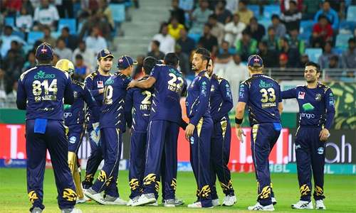 Gladiators eye Sultans' scalp at start of Sharjah leg