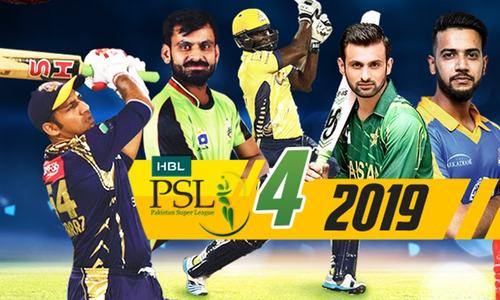 Five matches on, HBLPSL Season 4 livestream hits 10 million views
