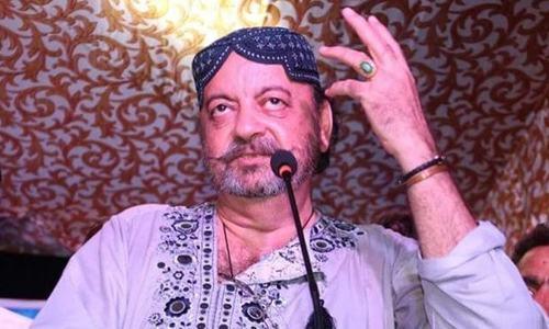 آمدن سے زائد اثاثے: اسپیکر سندھ اسمبلی آغا سراج درانی گرفتار