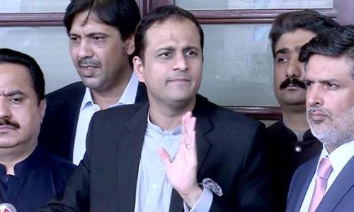 'ملکی تاریخ میں پہلی مرتبہ موجودہ اسپیکر اسمبلی کو گرفتار کیا گیا'