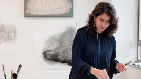 Pakistani artist Naiza Khan will showcase at the Venice Biennale