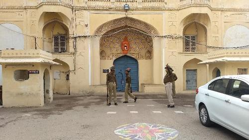 Pakistani inmate murdered inside India's Jaipur Central Jail: reports
