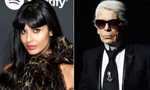 کارل لاگر فیلڈ عورتوں سے نفرت کرتے تھے، پاکستانی نژاد اداکارہ