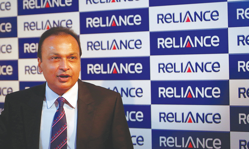 Court orders Indian tycoon Anil Ambani to pay debt or go to jail