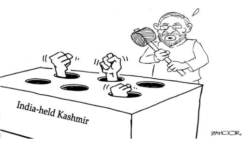 Cartoon: 21 February, 2019