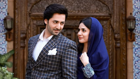 Danish Taimoor and Madiha Imam will highlight infidelity post marriage in new drama