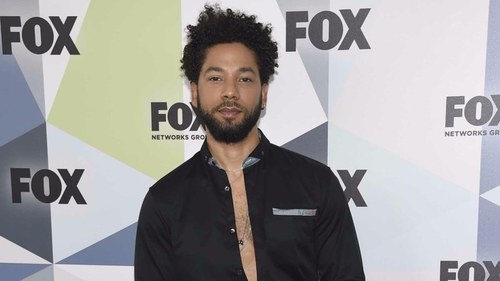 American actor Jussie Smollett charged with making false police report