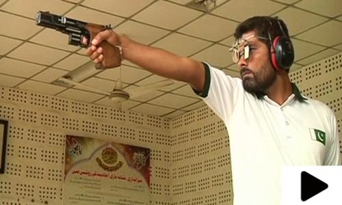 پاکستانی شوٹرز کو ویزے جاری نہ کرنے پر بھارت مشکل میں پڑ گیا