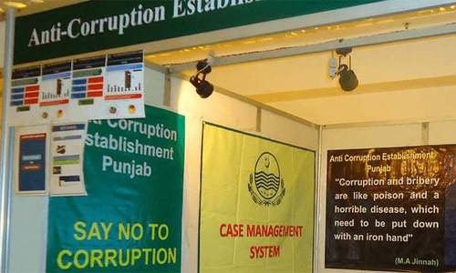 Apex court snub: ACE 'shy of' further action on FIRs against LDA officers