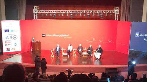 Day 1: Here's what's going on at the Lahore Literary Festival [Live]