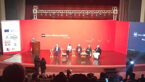 Day 1: Here's what's going on at the Lahore Literary Festival