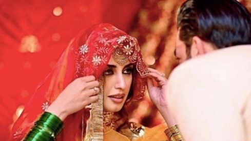 Just 12 beautiful pictures from Iman Ali's shendi last night