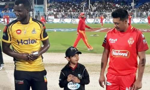 Peshawar Zalmi win toss, opt to bowl against Islamabad United
