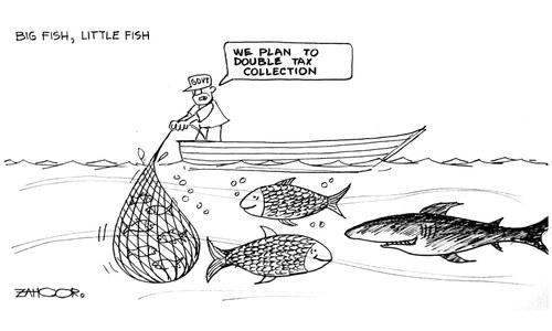 Cartoon: 23 February, 2019