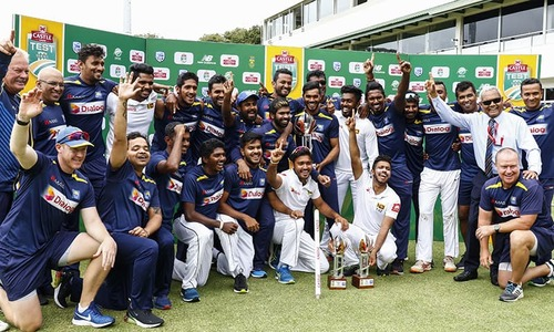 Fernando, Mendis propel Sri Lanka to historic win in South Africa