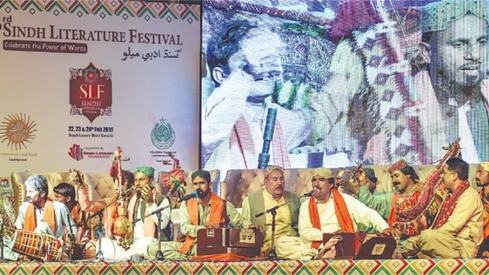 Third Sindhi Literature Festival celebrates the Sufi teachings of peace and tolerance
