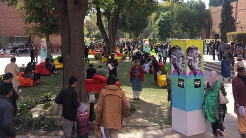 Day 3: Here's what's going on at the Lahore Literary Festival [Live]