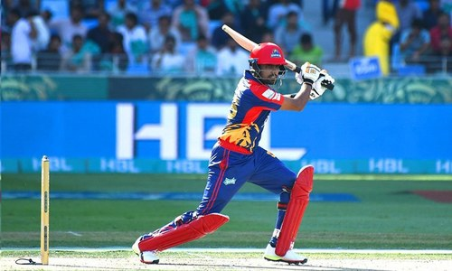 Four-down Karachi Kings in deep trouble against Islamabad United