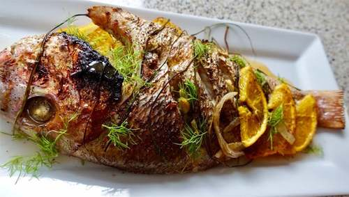 EPICURIOUS: FISHING FOR COMPLIMENTS