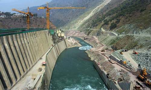Mohmand dam project cost reduced to Rs291bn