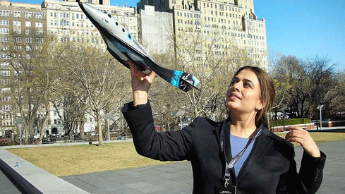 "Meet Namira Salim, the ""first Pakistani astronaut"""