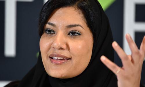 Saudi Arabia names Princess Reema bint Bandar as first woman envoy to Washington at critical time
