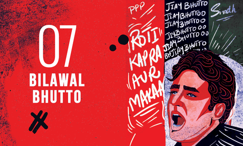 Bilawal Bhutto Zardari: For bringing 'Bhutto' back