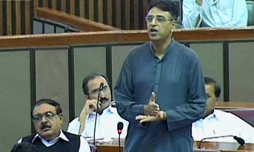 Debate begins in NA on amendments to mini-budget