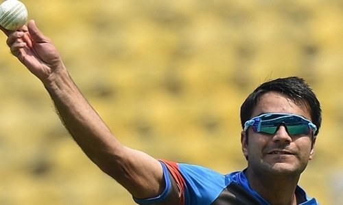 Afghan cricket legend grows as records tumble