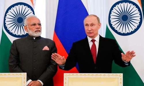 Putin calls Modi as Russia offers mediation between India, Pakistan