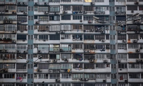 High-rise buildings to replace katchi abadis in capital
