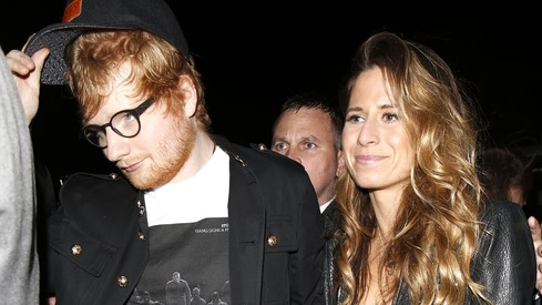Ed Sheeran marries long-time girlfriend in 'tiny winter wedding'