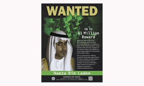 Saudi says Hamza bin Laden stripped of his citizenship