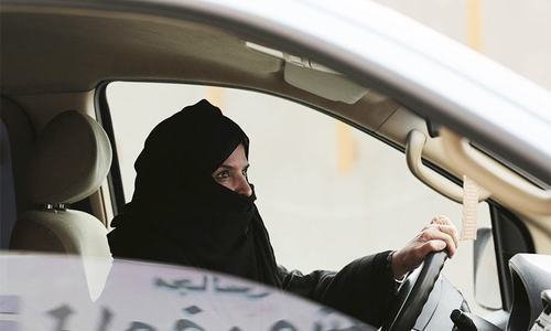Saudi prosecutors say women's rights activists to face trial