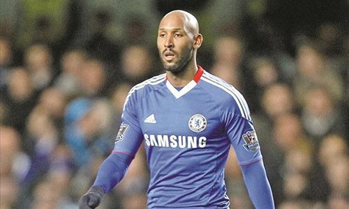 Former Chelsea, Real Madrid star Nicolas Anelka expected in Pakistan on Tuesday
