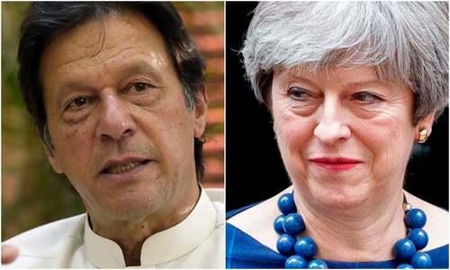 British PM welcomes Pakistan's release of Indian pilot, stresses de-escalation
