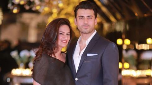 A cute moment between Fawad Khan and Sadaf Khan sparked a conversation about gender roles