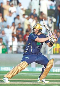 Watson, Shehzad propel Gladiators into playoffs