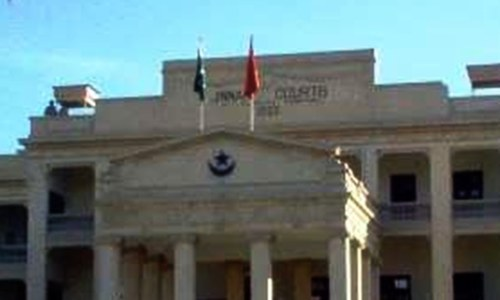 Rangers 'temporarily' shifted their HQ to Jinnah Courts in 1999, PA told