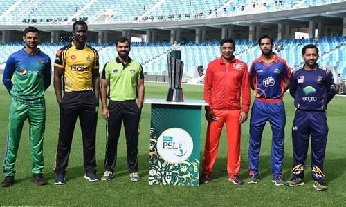پی ایس ایل: چار ٹیموں کے تمام غیرملکی کھلاڑی پاکستان آنے پر رضامند