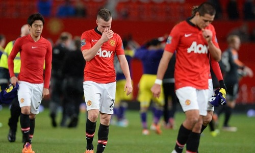 Down, but not out - depleted Man Utd dream of famous comeback in Paris