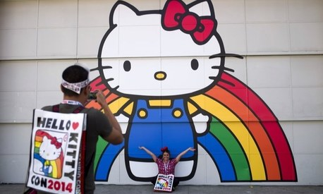 Hello Kitty is ready to make her big screen debut