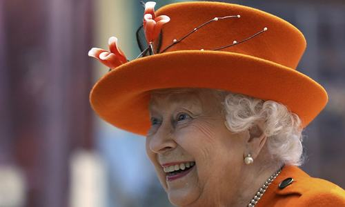 Insta-Monarch: Queen Elizabeth II makes first Instagram post